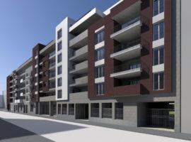 Appartamenti tipologia Q