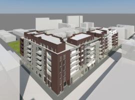 Appartamenti tipologia F