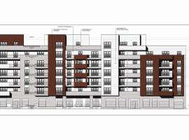Appartamenti tipologia P